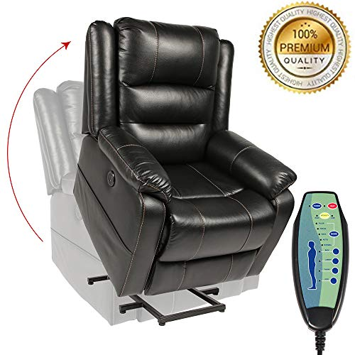 Piedle Electric Power Lift Recliner Chair
