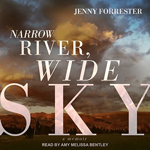 Narrow River, Wide Sky audiobook cover art