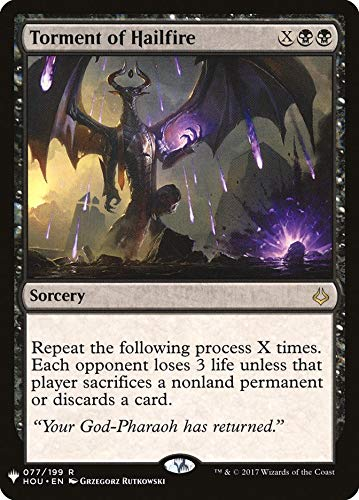 Magic: The Gathering - Torment of Hailfire - Mystery Booster - Hour of Devastation