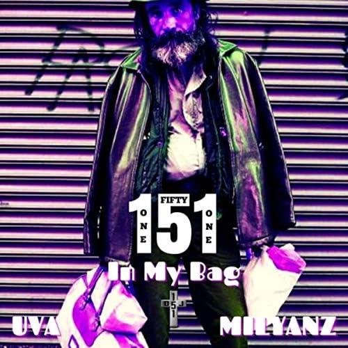 DJ 151 feat. Uva & Milyanz