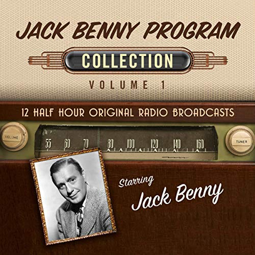 The Jack Benny Program, Collection 1 audiobook cover art