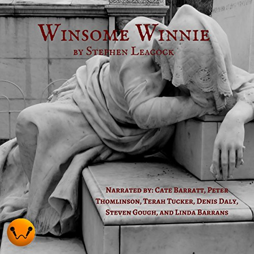 Winsome Winnie audiobook cover art