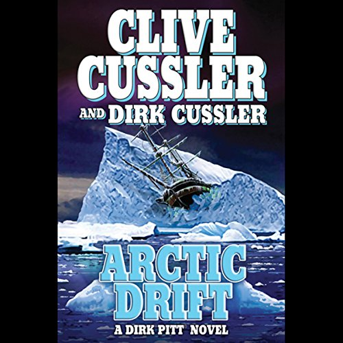 Arctic Drift  audiobook cover art