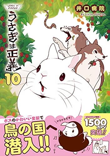 うさぎは正義 10 (リラクトコミックス Hugピクシブシリーズ)の詳細を見る