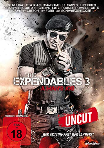 The Expendables 3 - A Man's Job (Uncut)