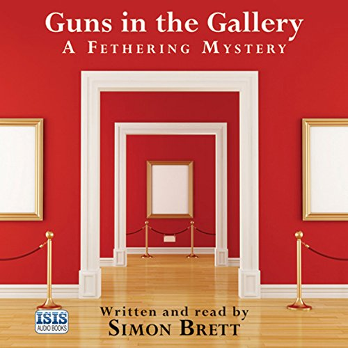 Guns in the Gallery audiobook cover art