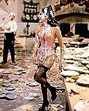 Bucraft Natalie Wood ON Set después de la lucha del pastel en la gran carrera foto 8X10 (FB-462)