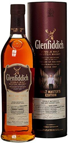 Glenfiddich 12 Jahre Malt Master's Edition mit Geschenkverpackung (1 x 0.7 l)
