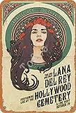 Tofee Lana Del Rey Ultraviolence Lana Del Rey Eisen Poster