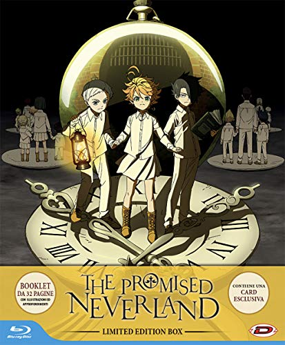 Promised Neverland (The) - Limited Edition Box (Eps 01-12) (3 Blu-Ray) (1 BLU-RAY)
