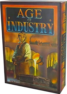 Asmodee Treefrog 371931 - Age of Industry (B003QGLLEY) | Amazon price tracker / tracking, Amazon price history charts, Amazon price watches, Amazon price drop alerts