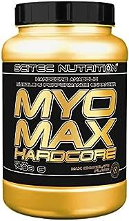 Myomax Hardcore - 3 lbs - Maxx Chocolat - Scitec nutrition