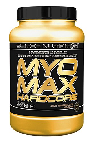 Scitec Nutrition Myomax HardCore Chocolate - 1400 g