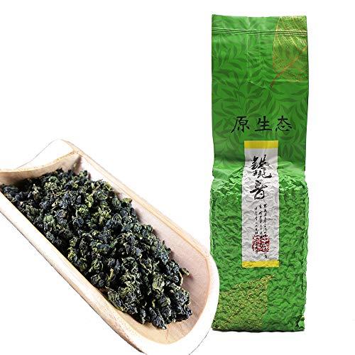 FullChea - Anxi Tieguanyin Tea - Oolong Tea Loose Leaf - Tie Guan Yin Tea Chinese - Iron Goddess of Mercy - Fruit Aroma - Aids digestion Tea (8.8oz / 250g)