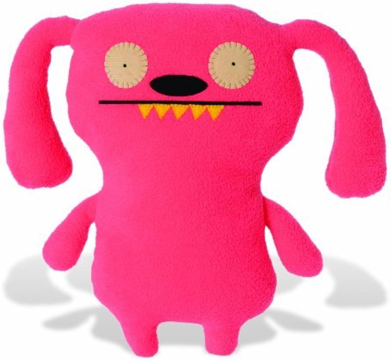 Ugly Doll Classic Plush Doll, Hib Eyebye by Uglydoll