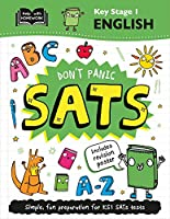 Key Stage 1 English: Don't Panic SATs (Help With Homework)
