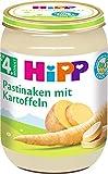 Hipp Pastinaken mit Kartoffeln - Bio, 190 g -