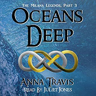 Oceans Deep: A Christian Fiction Adventure audiobook cover art