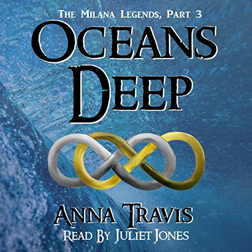 Oceans Deep: A Christian Fiction Adventure Audiobook By Anna Travis cover art