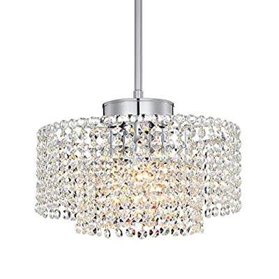 Chandeliers Crystal Chandelier Lighting Modern Pendant Lighting Chrome Pendant Lights 3 Light Light Fixtures