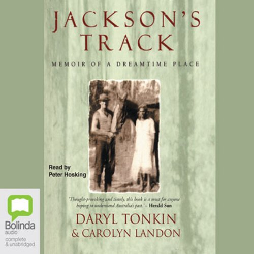 Jackson's Track audiobook cover art