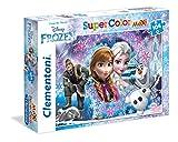 Clementoni - Puzzle Frozen de 104 Piezas (23662) (Importado)