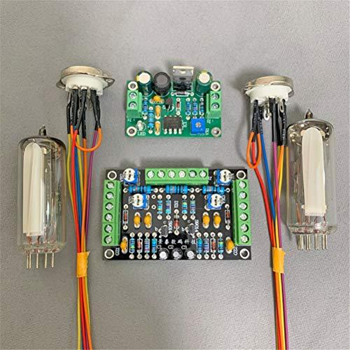 High song Digitale Doppio Canale A Bassa Tensione 6E2 Indicatore del Tubo Driver Indicatore di Livello della Scheda Amplificatore Fluorescente Audio Fai-da-Te