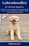 Labradoodles for Absolute Beginners: The Concise Guide on Buying, Grooming, Food, Health, Caring or care and Training your Labradoodle Puppy or Dog (Labradoodle dog book)