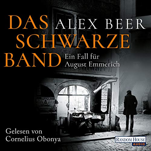 Das schwarze Band Audiobook By Alex Beer cover art