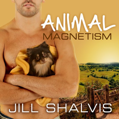 Animal Magnetism audiobook cover art