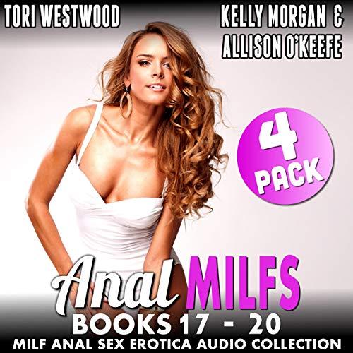Naughty MILFs Bundle 5 - 4-Pack cover art