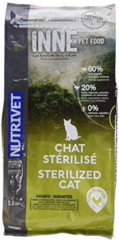 Nutrivet Inne Sterilise für Katze 1,5kg Beutel