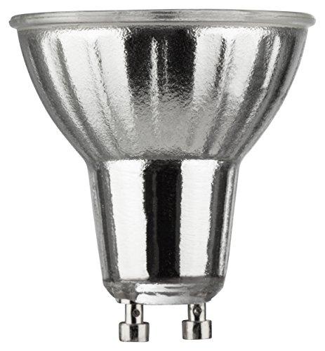 MÜLLER-LICHT 400160 A+, Retro-LED Reflektorlampe ersetzt 50 W, Glas, 7 watts , GU10, silber, 5.4 x 5 x 5 cm dimmbar [Energieklasse A+]