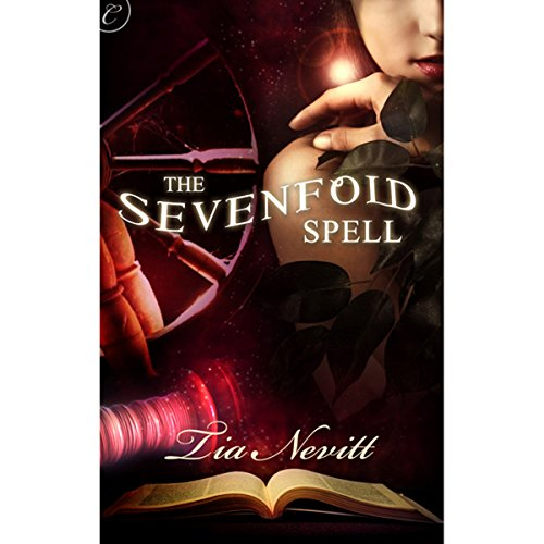 The Sevenfold Spell audiobook cover art