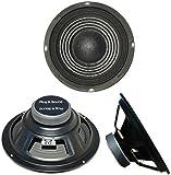 PLUG & SOUND S-84 Altavoz Medio s-84 woofer 20,00 cm 200 mm 8' 75 vatios rms 150 vatios máx impedancia 4 Ohm Puertas Auto Sensible 92 db Negro, 1 piezo