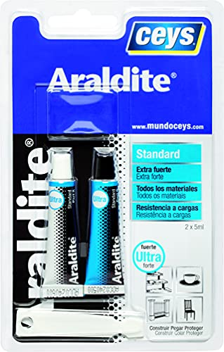 ceys CE510106 ARALDIT STANDARD BLISTER PEQUEÑO 5+5ML