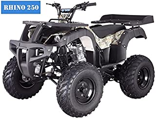 BRAND New Adult Size ATV with standard manual clutch and BIG TIRES with REVERSE