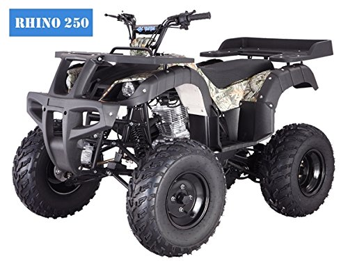 BRAND New Adult Size ATV with standard manual clutch and BIG TIRES...