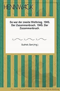 Hardcover so_war_der_zweite_weltkrieg [German] Book