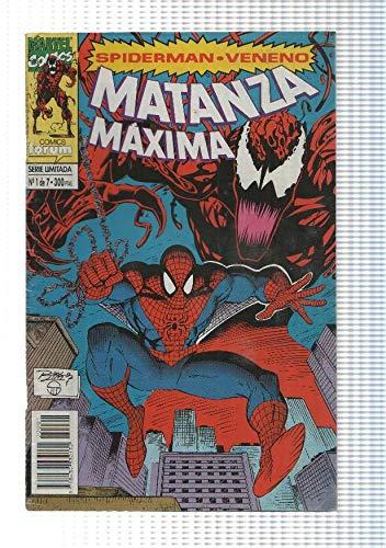 comic, forum: Spiderman: Matanza Maxima num 1 de 7 - Matanza creciente