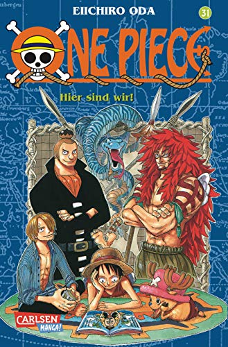 One Piece 31. Hier sind wir!