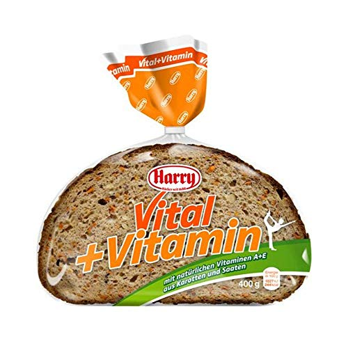 Harry Brot Vital + Vitamin 400 g