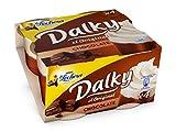 La Lechera Dalky Chocolate y Nata - 4x 100 g (Total 400 g)