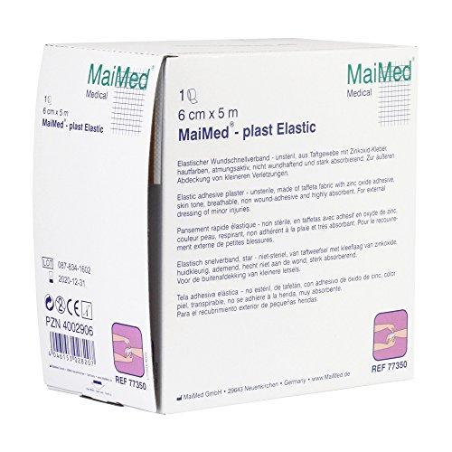 MaiMed plast Elastic elastischer Wundschnellverband in 3 Größen, Größen:6 cm x 5 m