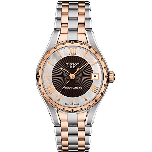 Tissot T-Lady Powermatic 80 Automatic Ladies Watch T0722072211802 - http://coolthings.us