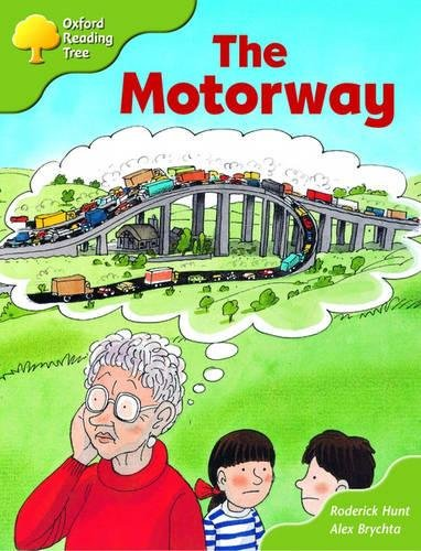 Oxford Reading Tree: Stage 7: More Storybooks: The Motorway: Pack Aの詳細を見る