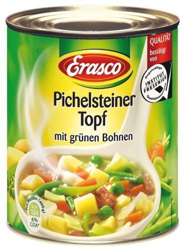 Erasco Pichelsteiner Topf, 6er Pack (6 x 800 g Dose)