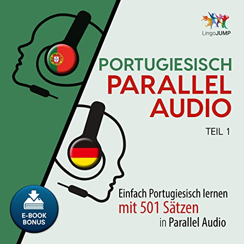 Portugiesisch Parallel Audio Titelbild
