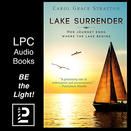 Lake Surrender audiobook cover art