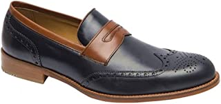 ALMANSA JR, Zapato MOCASÍN DE Vestir Elegante Todo Piel 39/49. Modelo: 122